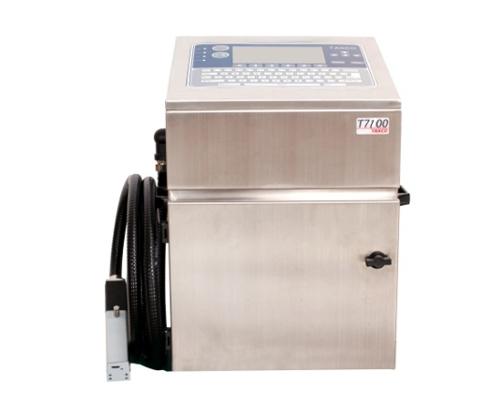 T7100高速小字符喷码机